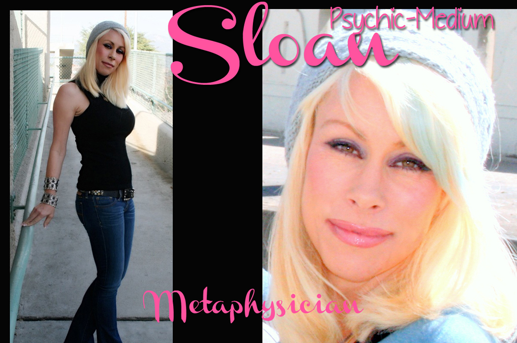 Celebrity Psychic Medium, Sloan Bella, Bravo, Fox New 11, The Yo Show, Montel Williams