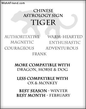 Tiger – Sloan Bella Los Angeles Celebrity Psychic-Medium